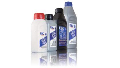EBC Brakes hidraulikus kuplung és fékfolyadékok
