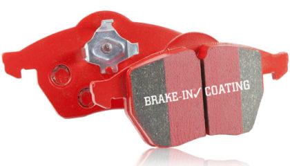 EBC Brakes Redstuff® sport fékbetét sorozat