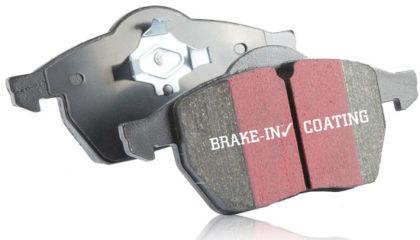 EBC Brakes Blackstuff® fékbetét sorozat