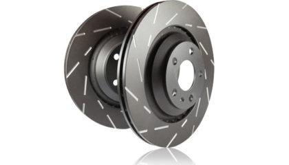 EBC Brakes Black-Dash Disc sport féktárcsa sorozat