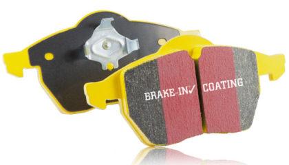 EBC Brakes yellowstuff® sport és verseny fékbetét sorozat