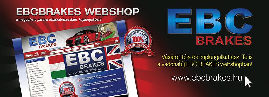 EBC Brakes webáruház