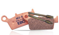 EBC MX-S Sinter Metal verseny fékbetét sorozat
