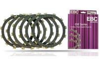 EBC CKF Carbon Fiber kuplung lamella készlet