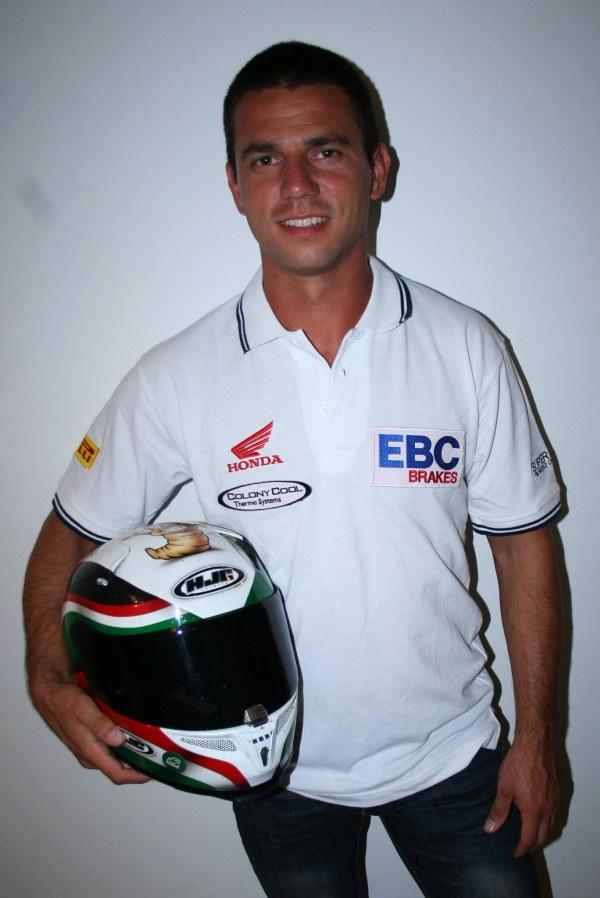 Chrobák János már a 2014-es versenyszezonra készül